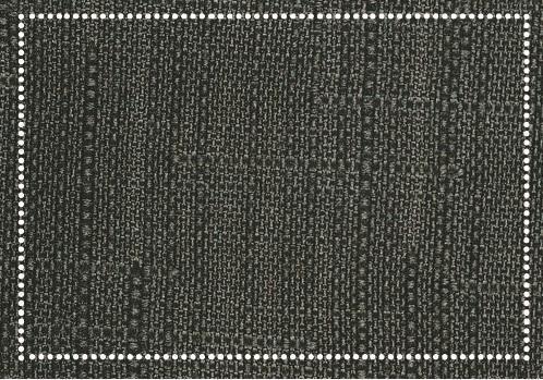 P00490  キャンバス プレイスマット ブラックオリーブ 33×47cm