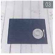 P00343  グランド ランチョンマット 33×47 BL