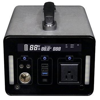【WEB限定】SKJ-MT1000SB エスケイジャパン ポータブル電源 1100