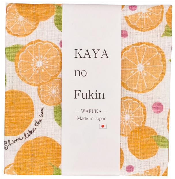 TYK-N504  KAYA no Fukⅰn オレンジ