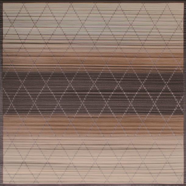 竹ラグ 安曇 BE 130×190