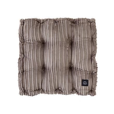 リスカル フロアクッション  GY  50x50