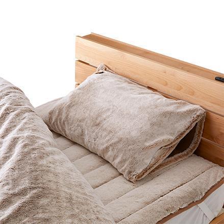 ミッシー 枕カバー  BE  43x63