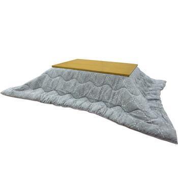 こたつ薄掛布団 メトロ 長方形 185cm×235cm GY