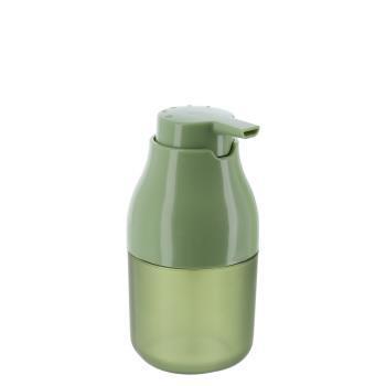 プリスデイスペンサー 泡タイプ 80x80x160 グリーン