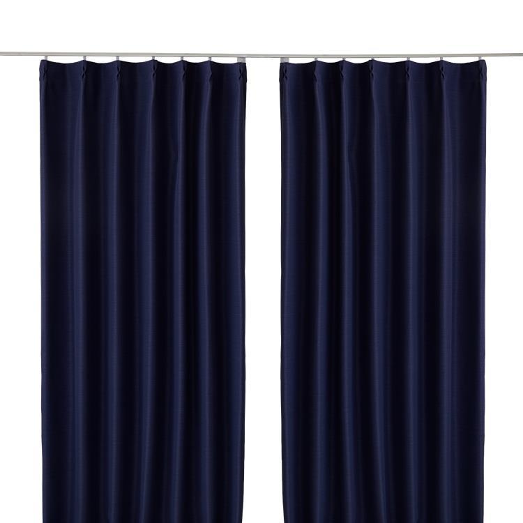 エコプレーン2カーテン2枚組 100X135cm NV