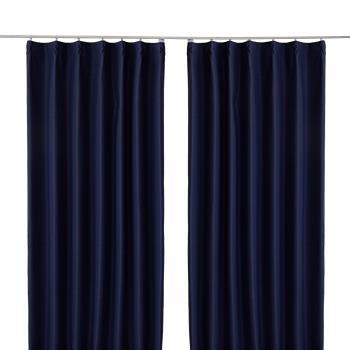 エコプレーン2カーテン2枚組 100X178cm NV