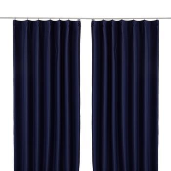 エコプレーン2カーテン2枚組 100X200cm NV