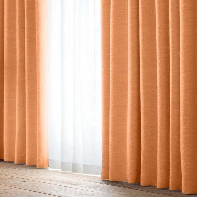 エコプレーン2カーテン2枚組 100X135cm OR