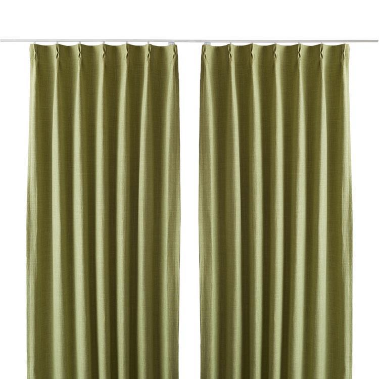 ジェードカーテン2枚組 100X135cm GN