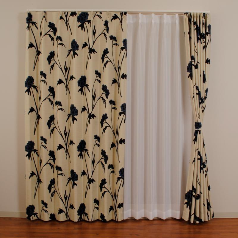 ダスク NV 100x135カーテン