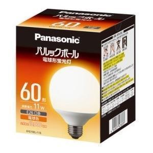 EFG15EL11E Panasonic ボール球 60W 電球色 口金:E26