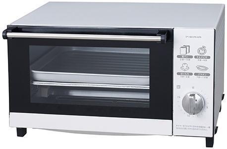 DOT-1505  Pieria ビッグオーブントースター 220 WH