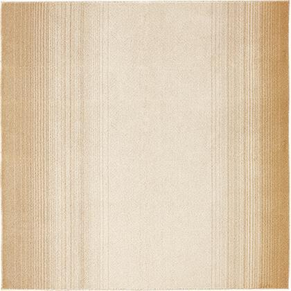 マール  アイボリー  190×190