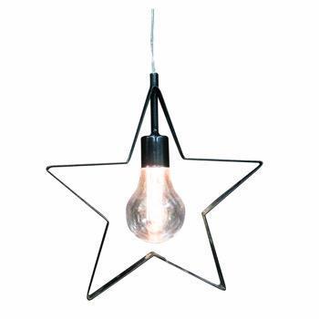 LEDハンギングライト アイアンスター LY18-HASTA
