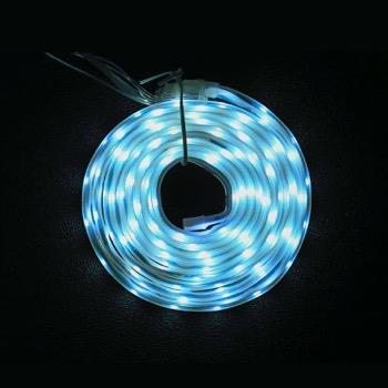 LEDテープライト  ホワイト球  2m LY18-T2M