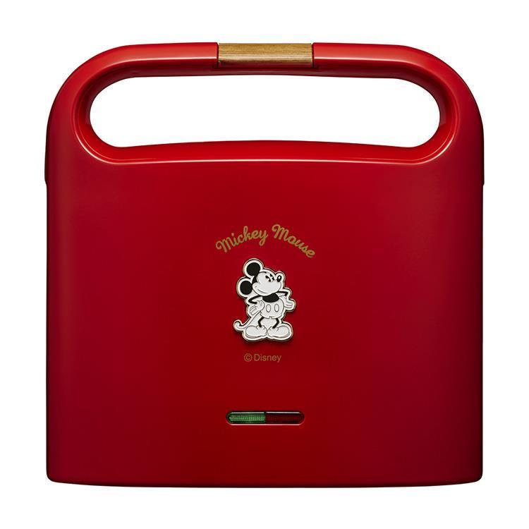 TSH-701D  Disney ホットサンドメーカー (WEB限定)  RD