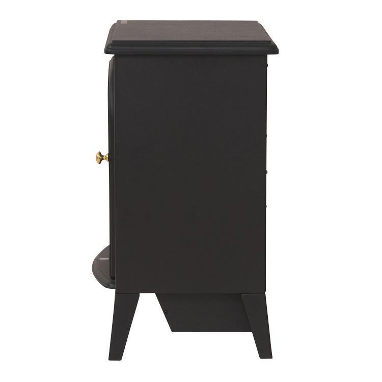 電気暖炉CLUB ブラック