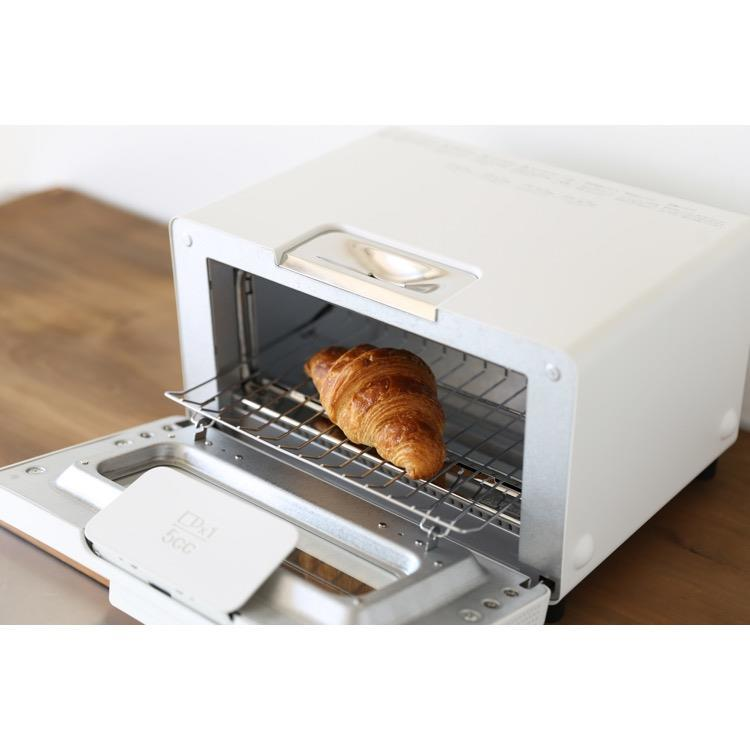 K01-WS バルミューダ The Toaster WH