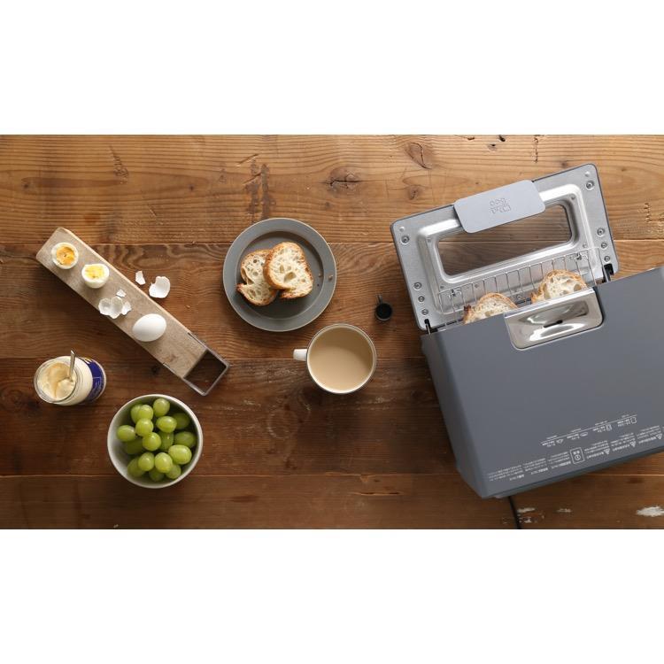 KO1E-KG バルミューダ The Toaster  BK