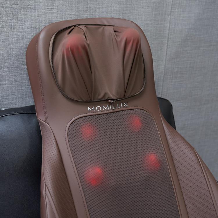 MOMILUXB首肩シートマッサージャー BR