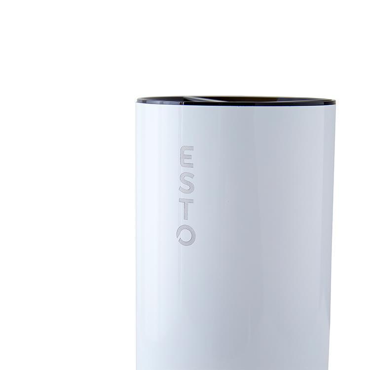 【WEB限定】 光触媒除菌消臭 空気清浄機 ESTO WH CJ002