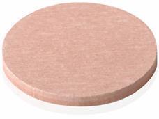 NIT-003MP-SA  珪藻土コースター マル 桜
