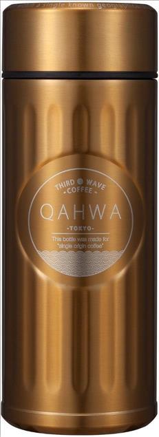 カフアコーヒーボトル トウキョウゴールド 180 GO