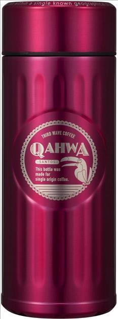 カフアコーヒーボトル サントスピンク 180 PI