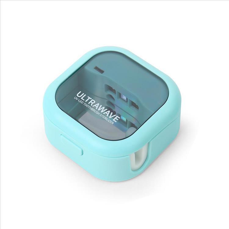 充電式歯ブラシ除菌ケース ミント MDK-TS03 MIT