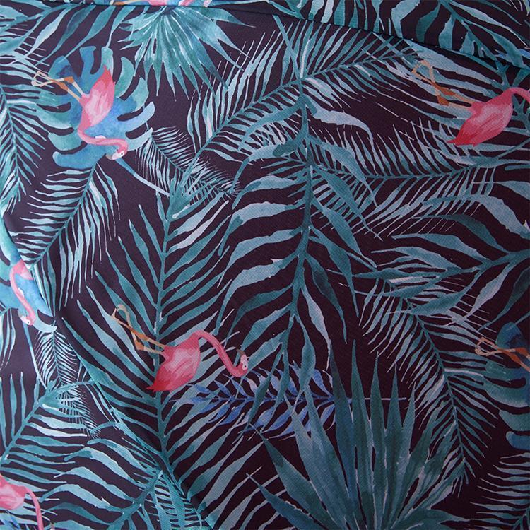 【WEB限定】UM910001 モリーマレ W レイヤードジャングル フラミンゴ