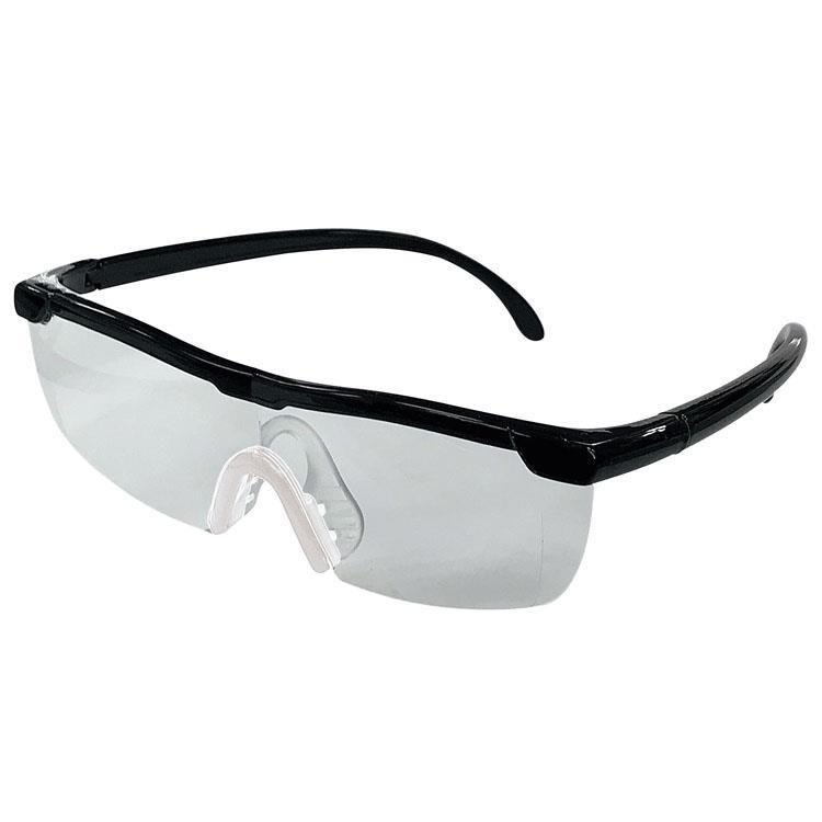 10473   メガネ型拡大ルーペ   BK
