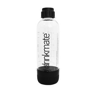DRM0026 ドリンクメイト 専用ボトル Lサイズ BK