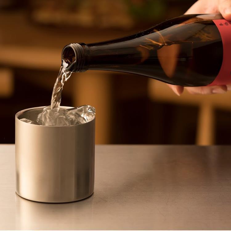 【WEB限定】78mm ダブルステンレスタンブラーグラス ノーマル1個入り