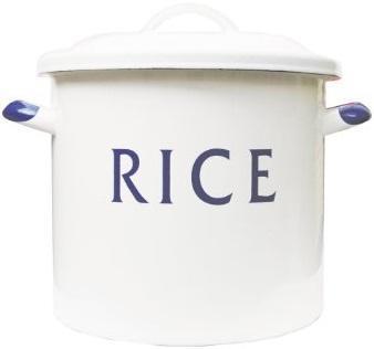 E-011  「RICE」 ライス缶 9L BL