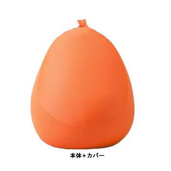 MOGU フィットチェア 本体+カバーセット 45×45×55 OR