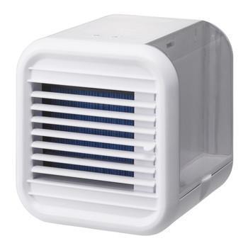 デスクトップ冷風扇 エアクールファン   ホワイト