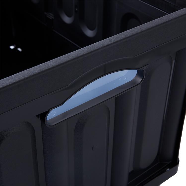 フォールディングコンテナ Estoril  BLACK