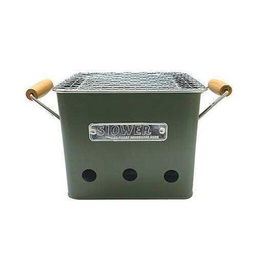 BBQ STOVE Alta(S)  OLIVE