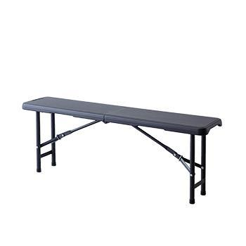 FOLDING BENCH Beer   BLACK