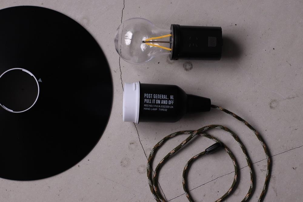 HANG LAMP TYPE2 BK