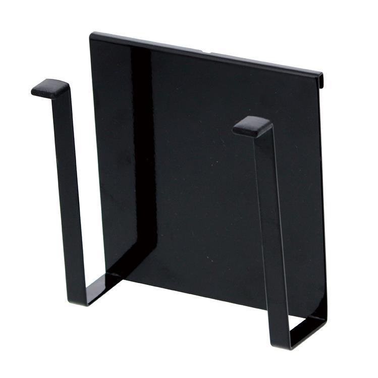 TOWER 自立式メッシュパネル用まな板ハンガー BK