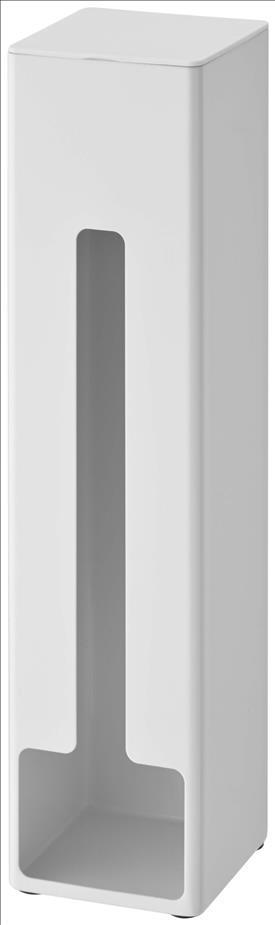 TOWER ポリ袋ストッカータワー WH