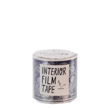 M3801インテリアフィルムテープ 50mm  シノワズリ ブルー