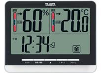 TT538BK   タニタ デジタル温湿度計  BK