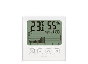 TT580WH   タニタ デジタル温湿度計  WH