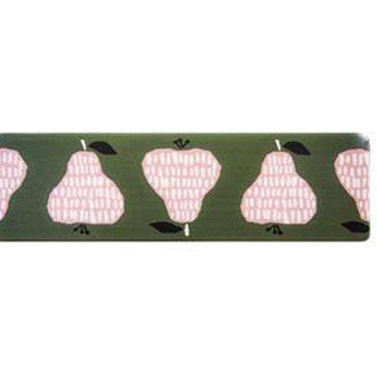 拭ける北欧風キッチンマット  45×120  ナシ