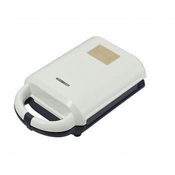K-HS2-AW  Toffy ホットサンド&ワッフルメーカー  ASH WHITE