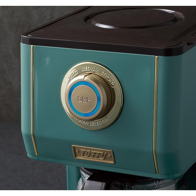 K-CM5-GE  Toffy アロマドリップコーヒーメーカー  GREGE