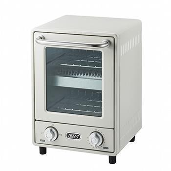 K-TS4-AW  Toffy  オーブントースター  ASH WHITE